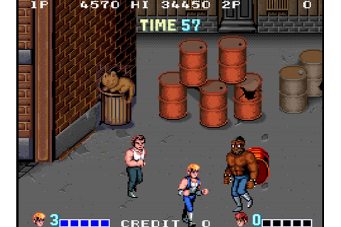 Retro Corner - Double Dragon | Fextralife