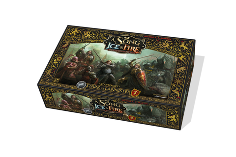 A Song of Ice & Fire: Tabletop Miniatures Game by CMON ...