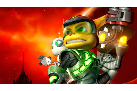 Ratchet and Clank 3 - The Movie (German) - YouTube