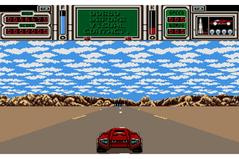 Download Fire and Forget 2 racing for DOS (1988 ...