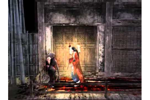 Kuon - Walkthrough - Utsuki - Part 1 - YouTube