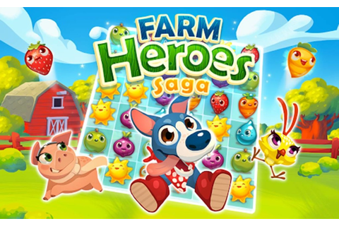 Farm Heroes Saga Cheats & Tips | Mobile Game Place