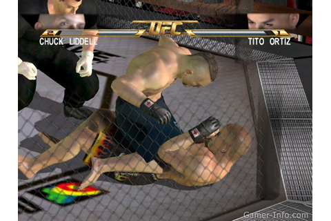 UFC: Tapout 2 (2003 video game)