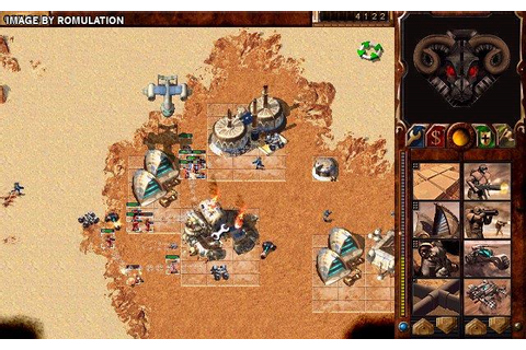 Dune 2000 (USA) PSX / Sony PlayStation ISO Download ...