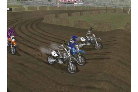 YAMAHA SUPERCROSS Super Cross MX Racing PC Game NEW BOX ...