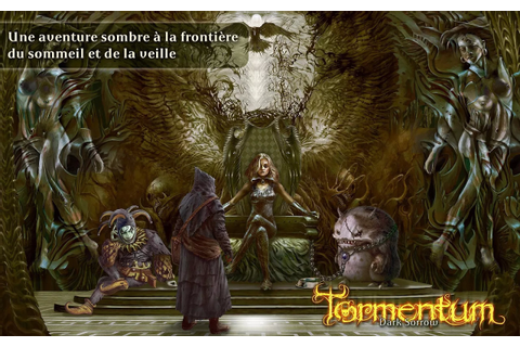 Test du jeu: Tormentum Dark Sorrow - Android-Zone