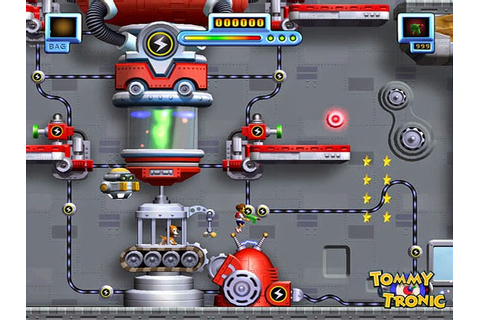 Tommy Tronic PC Game - Donlout