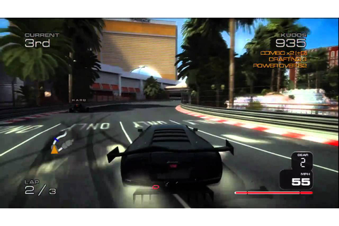 Project Gotham Racing 3 PGR3 - YouTube