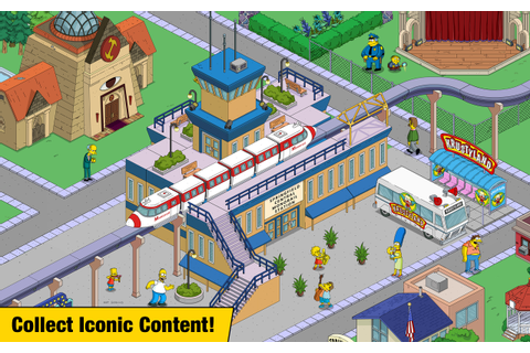 I Simpson Springfield: Amazon.it: Appstore per Android