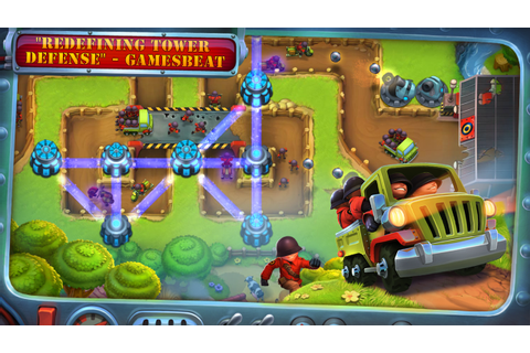 Fieldrunners 2 - Android Apps on Google Play