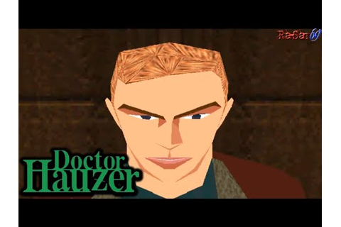 Doctor Hauzer ドックター・ホーザー (3DO) walkthrough part 1 - YouTube