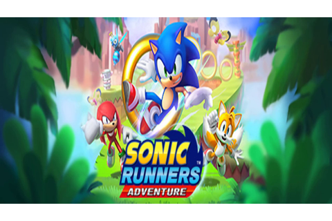 Sonic Runners Adventure - News Info (1080pHD) - YouTube