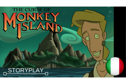 The Curse of Monkey Island - HD Storyplay ITALIANO - YouTube