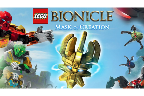 LEGO BIONICLE Mask Of Creation - FREE Game App (iPad ...