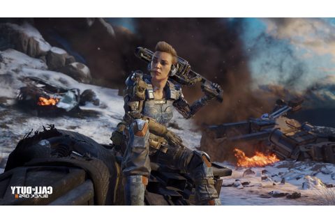 Call of Duty Black Ops 3 Game, HD Games, 4k Wallpapers ...