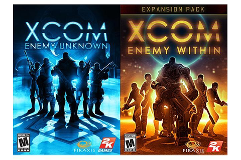 XCOM: Enemy Unknown + XCOM: Enemy Within Bundle Pack ...