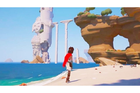 RiME Gameplay Launch Trailer (PS4 Xbox One PC) 2017 - YouTube