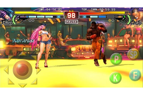 Download Street Fighter IV: Champion Edition APK (MOD ...