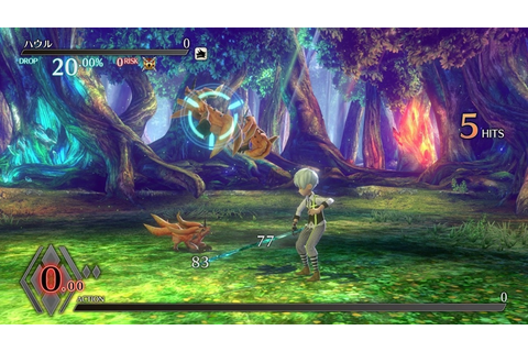 Exist Archive: The Other Side of the Sky on (PS Vita ...