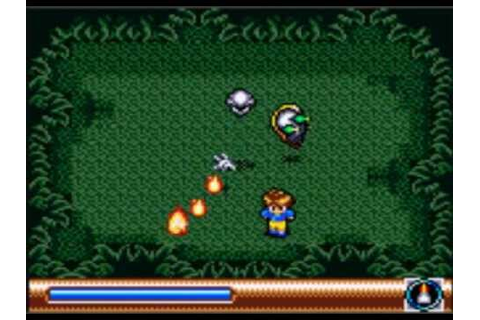 Sylvan Tale (Game Gear) Boss 04 Ghost Knight (No Damage ...