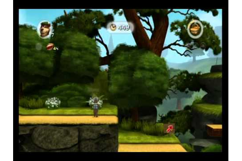 Yogi Bear Movie Game Walkthrough Part 1 (Wii) - YouTube