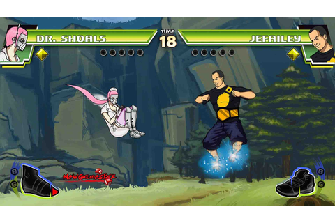 Divekick: Addition Edition PC Game Free Download