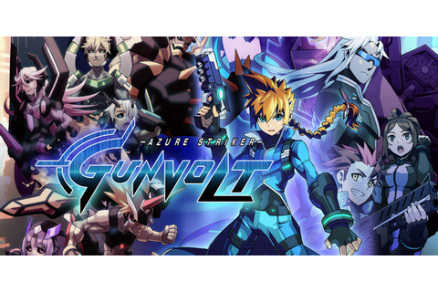 Azure Striker GUNVOLT | Nintendo 3DS download software ...