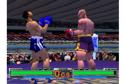 K-1 The Arena Fighters Download Game | GameFabrique