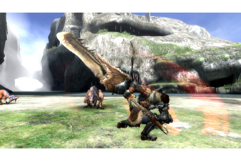 Monster Hunter Tri North American Release Date announced ...