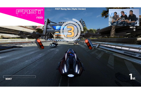FAST Racing NEO | Nintendo Wii U | Buy Now | at Mighty Ape ...