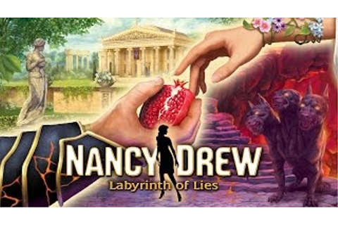 Nancy Drew: Labyrinth of Lies. Game Walkthrough
