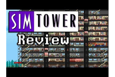 LGR - SimTower - PC Game Review - YouTube