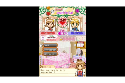 TEST. Princess Debut : le Bal Royal (DS)