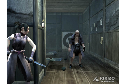 Kikizo | PS2 Review: Tenchu: Fatal Shadows