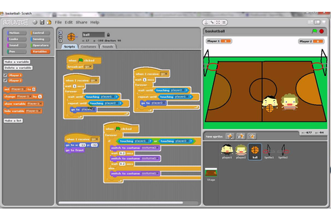Scratch - Sports Games - YouTube