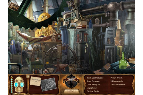The Clockwork Man > iPad, iPhone, Android, Mac & PC Game ...