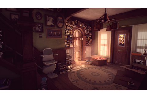 What Remains of Edith Finch wins BAFTA | The Indie Game ...