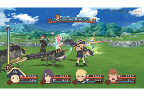 Tales of Vesperia: Definitive Edition - TGS Screenshots ...