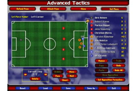 Ultimate Soccer Manager 98/99 Full Game - Free Download