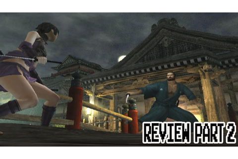 Tenchu: Shadow Assassins (Wii) Game Review Part 2 - YouTube