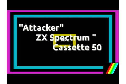 Attacker (ZX Spectrum Cassette 50 Game 49)
