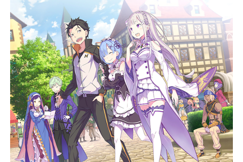 Re:ZERO – Starting Life in Another World: The Prophecy of ...
