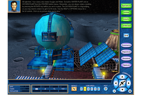 Download Moon Tycoon (Windows) - My Abandonware