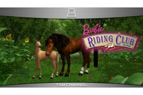 Barbie Riding Club (part 9 ending) (Horse Game) - YouTube