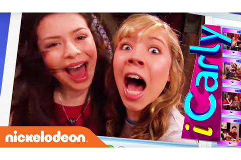 iCarly Theme Song Music Video | Celebrate the 10th ...