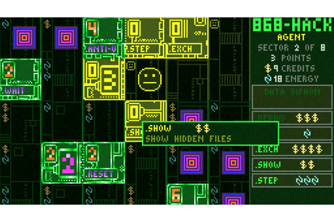 Mobile Game of the Week: 868-HACK (iOS) :: Games ...
