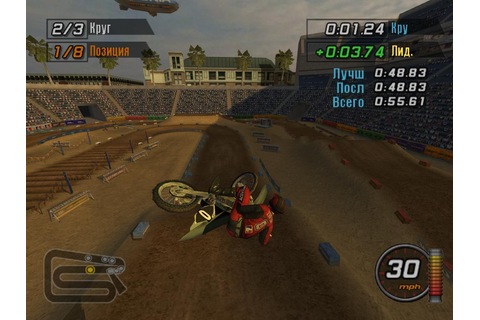Download: MTX: Mototrax PC game free. Review and video ...
