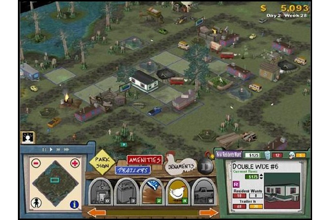 Trailer Park Tycoon | Free Download PC Game Full Version