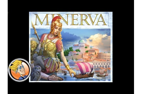 Minerva — game preview at GAMA Trade Show 2017 - YouTube