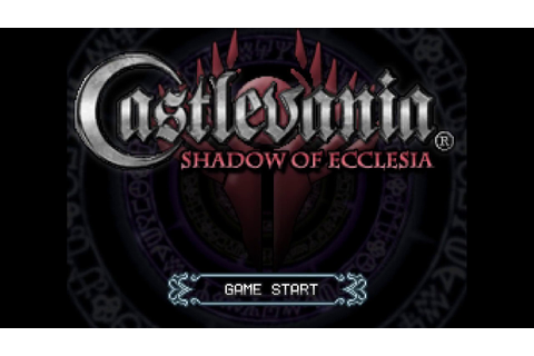 Castlevania: Shadow of Ecclesia - Fan Made Sequel to ...